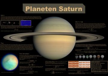 As17-8 Saturn